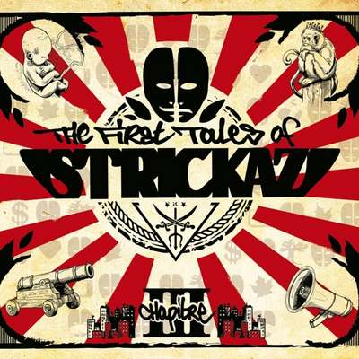 The First Tales Of Strickaz Chapitre III