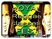 Royal Regge Classes Fest visu
