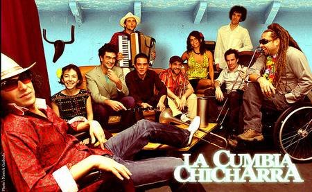 Cumbia Chicharra