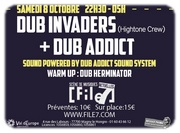 Dub Invaders visu