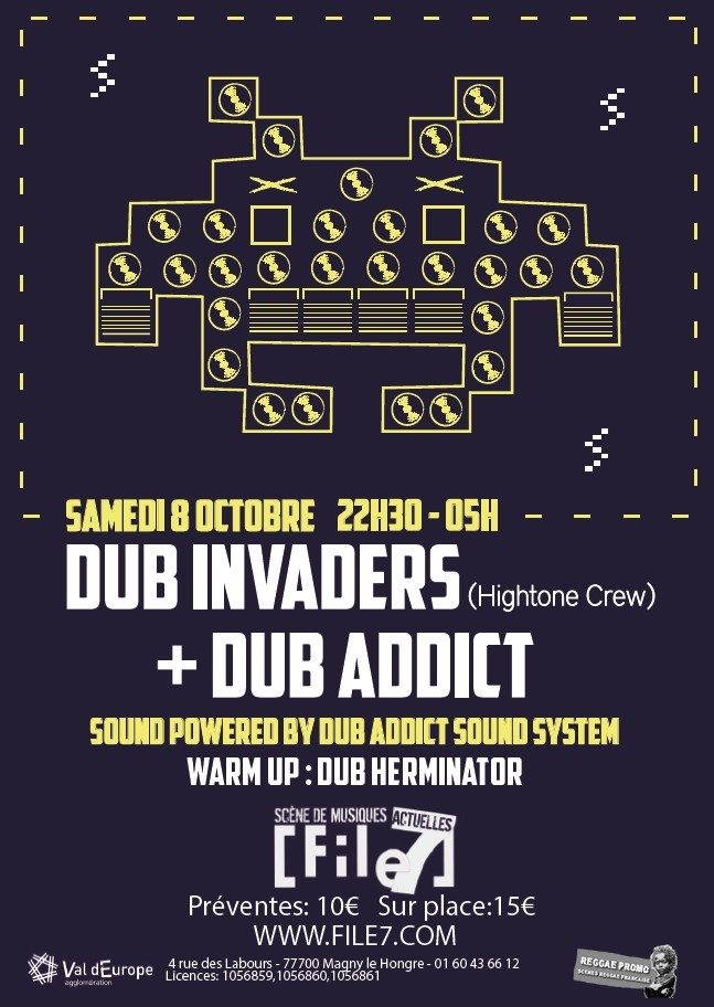 Dub Invaders