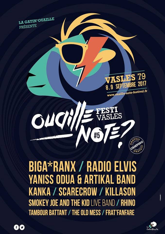 Ouille Note Festival date