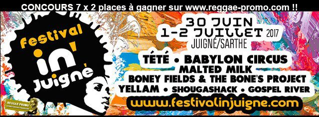 Festival In Juigne fly