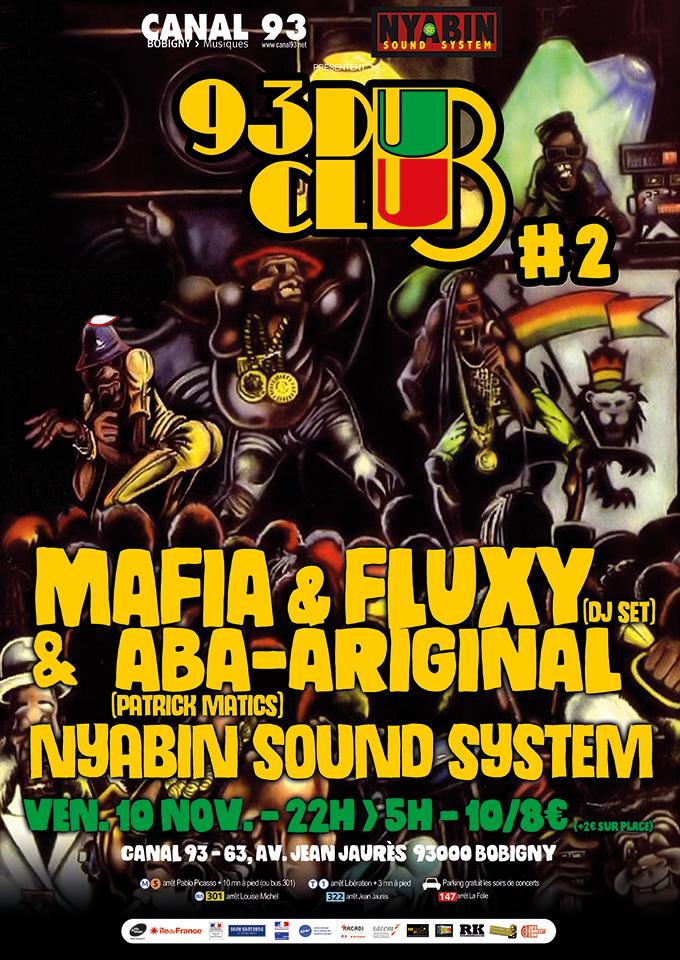Gregory Isaacs / Mafia & Fluxy - Hold Tight / Iron Brew