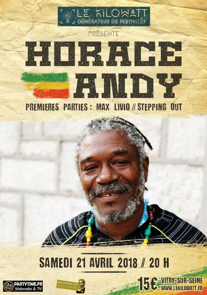 Horace Andy date