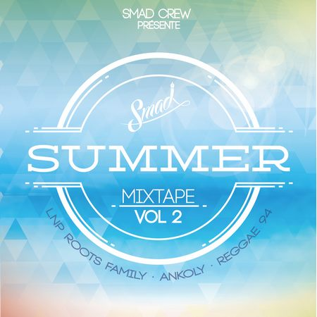 Smad Summer Mixtape Vol 2 cd
