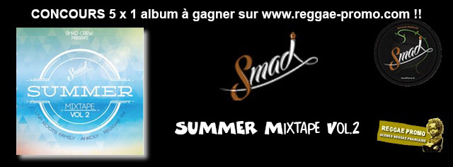 Smad Summer Mixtape Vol 2 fly