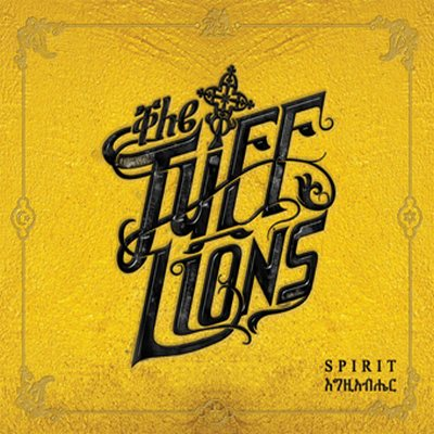 The Tuff Lions cd