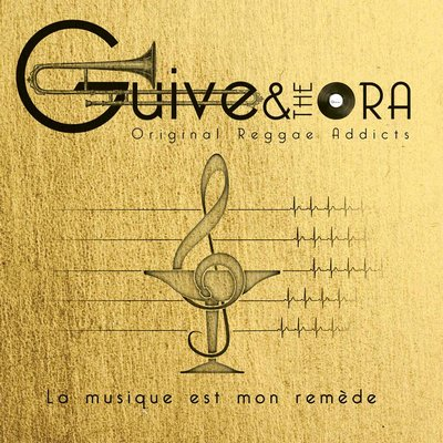 Guive and The Ora cd