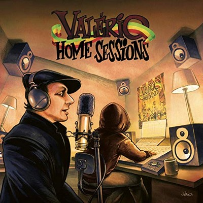 Valerio Home Session cd