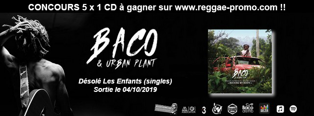 Baco et Urban Plant fly