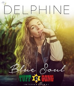 Delphine Blue Soul Tuff Gong International Sunshine Reggae Festival