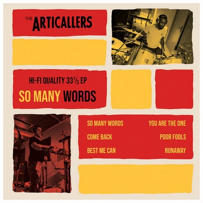 The Articallers cd